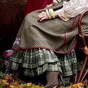"""Одежда ручной работы. Ярмарка Мастеров - ручная работа Сарафан """"одуванчик"""". Handmade."""