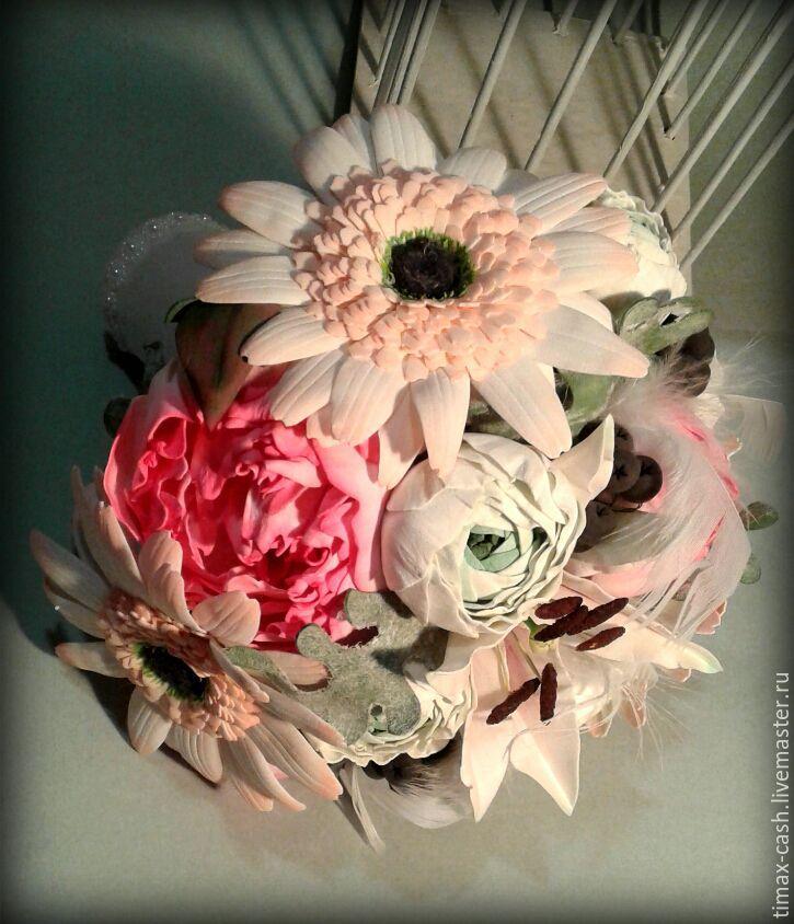 Невесты букет невесты, герберы