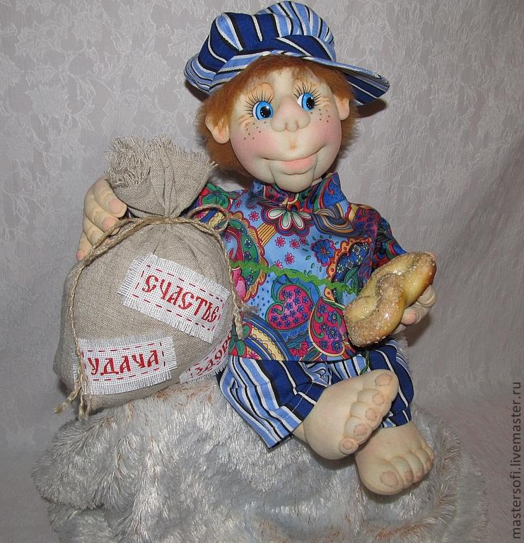 Мастер класс чулочной куклы баба яга