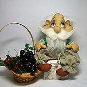 Куклы и игрушки ручной работы. Ярмарка Мастеров - ручная работа Домовой оберег Благополучие дома, интерьерная игрушка. Handmade.