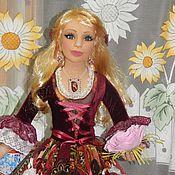 Куклы и игрушки ручной работы. Ярмарка Мастеров - ручная работа Принцесса Анжелика. Handmade.