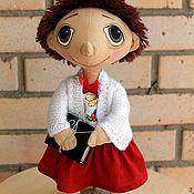 Куклы и игрушки ручной работы. Ярмарка Мастеров - ручная работа Романтичная Ника. Handmade.