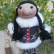 Мягкие игрушки ручной работы. Ярмарка Мастеров - ручная работа Корякская кукла. Handmade.
