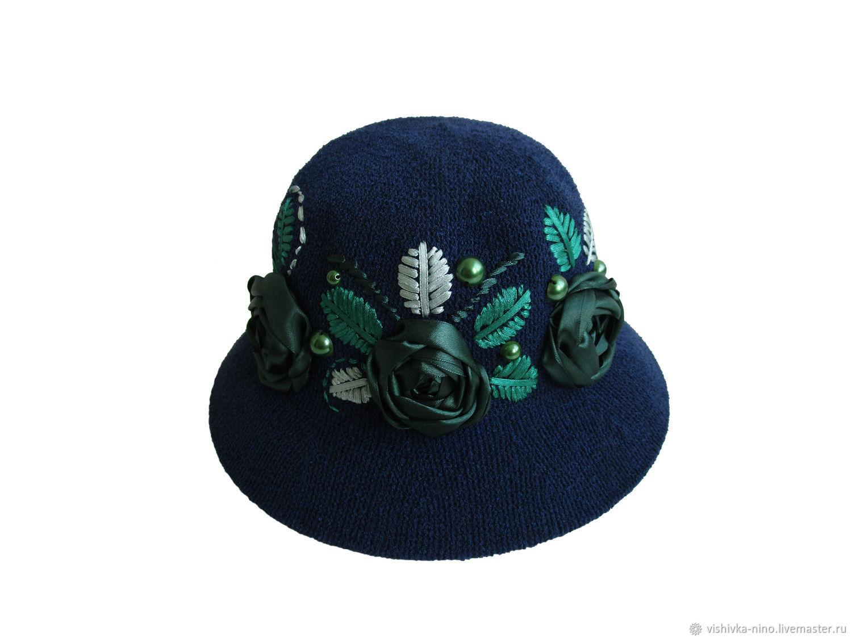 Hat EMERALD STORY, Hats1, Nizhny Novgorod,  Фото №1