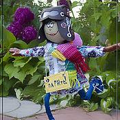 Куклы и игрушки ручной работы. Ярмарка Мастеров - ручная работа Подруга Карлсона. Handmade.