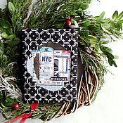 Cover handmade. Livemaster - original item Passport cover