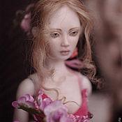 Куклы и игрушки ручной работы. Ярмарка Мастеров - ручная работа Сильвия. Handmade.
