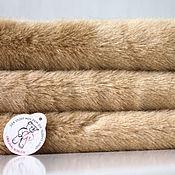 Материалы для творчества ручной работы. Ярмарка Мастеров - ручная работа Ткань для мишек плюш немецкий Шульте. Handmade.