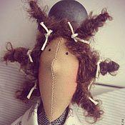 Куклы и игрушки ручной работы. Ярмарка Мастеров - ручная работа Банная феечка. Handmade.