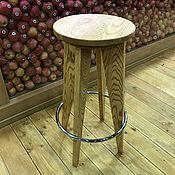 Для дома и интерьера ручной работы. Ярмарка Мастеров - ручная работа Барный табурет из ясеня. Handmade.