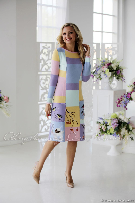 Dress 'Luxurious winter', Dresses, St. Petersburg,  Фото №1