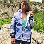 Одежда handmade. Livemaster - original item Sweatshirt-Park