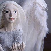 Куклы и игрушки ручной работы. Ярмарка Мастеров - ручная работа Кукла Ангел. Стихия Созидающая. Handmade.