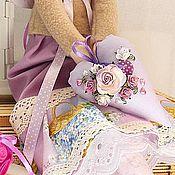 Куклы и игрушки ручной работы. Ярмарка Мастеров - ручная работа Ланвин - фея лавандовых полей  II. Handmade.