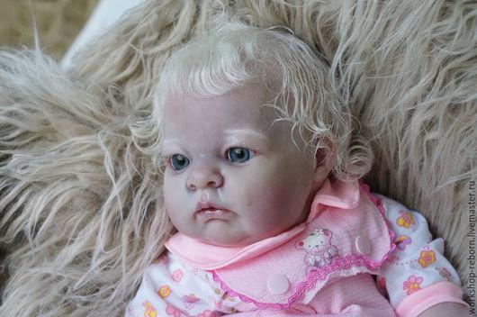 Куклы-младенцы и reborn ручной работы. Ярмарка Мастеров - ручная работа. Купить В продаже! Реборн, малыш, младенец, кукла Lila. Handmade.