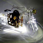 """Сувениры и подарки ручной работы. Ярмарка Мастеров - ручная работа Мотоцикл""""Foxtrot Uniform"""". Handmade."""