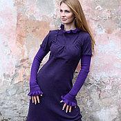 Одежда ручной работы. Ярмарка Мастеров - ручная работа Платье для кормящих мам. Handmade.