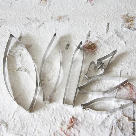Материалы для флористики ручной работы. Ярмарка Мастеров - ручная работа. Купить Каттер стрелиция (Райская птица). Handmade. Каттер для цветов