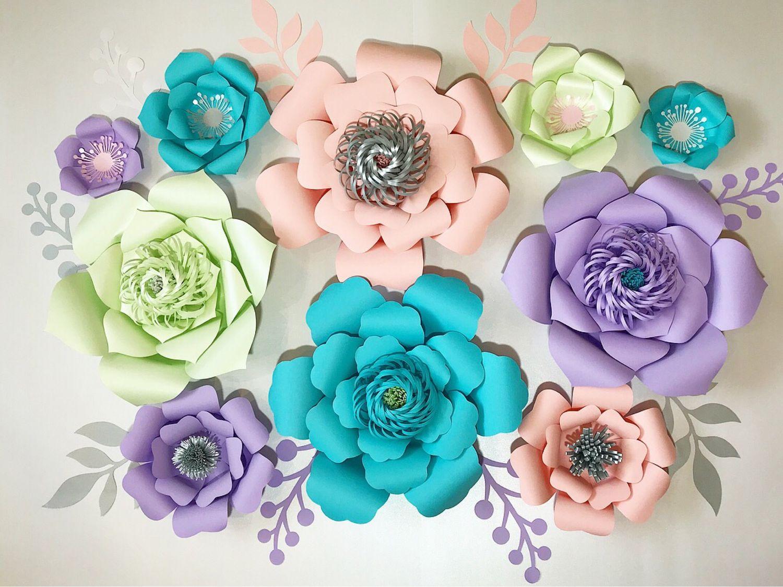 5102f1c802b80 Детская ручной работы. Ярмарка Мастеров - ручная работа. Купить Цветы из  бумаги.