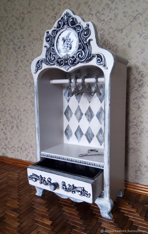 """Шкаф для кукол """"Алиса в стране чудес"""", Мебель для кукол, Саратов,  Фото №1"""