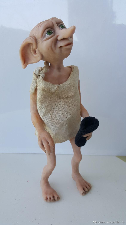 Добби, Портретная кукла, Москва,  Фото №1