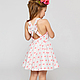 Одежда для девочек, ручной работы. Заказать летнее платье. Petite Princesse. Ярмарка Мастеров. Нежность романтика стиль, бантик, кружево