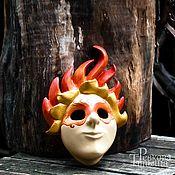 Огонь, украшение на стену, для декора интерьера