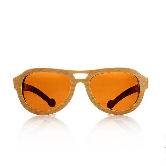 Очки ручной работы. Ярмарка Мастеров - ручная работа. Купить Солнцезащитные очки Aviator. Handmade. Солнечные, буратино, handmade, лето