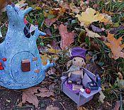 Куклы и игрушки ручной работы. Ярмарка Мастеров - ручная работа Так просто. Handmade.