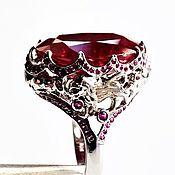 """Кольца ручной работы. Ярмарка Мастеров - ручная работа Кольцо"""" Соренто"""". Handmade."""