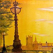 Картины и панно ручной работы. Ярмарка Мастеров - ручная работа Лондон. Handmade.