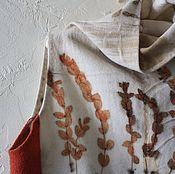 """Одежда ручной работы. Ярмарка Мастеров - ручная работа Жилет """"Ботаника"""". Handmade."""