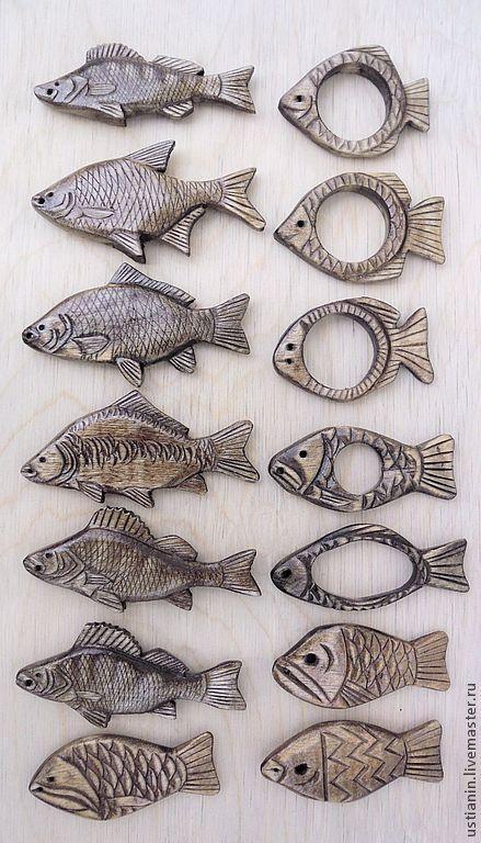 Брелочек ключей в виде рыбки - отличный подарок рыболову-любителю
