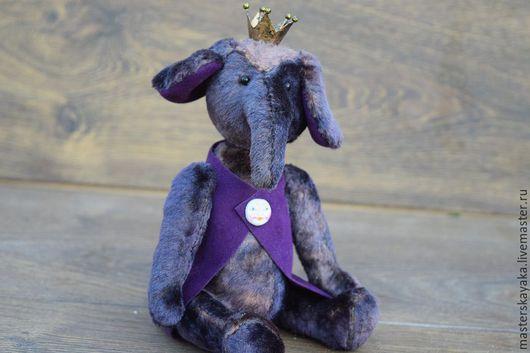 Мишки Тедди ручной работы. Ярмарка Мастеров - ручная работа. Купить Принц  Трубадур. Handmade. Труба, слоник, холофайбер