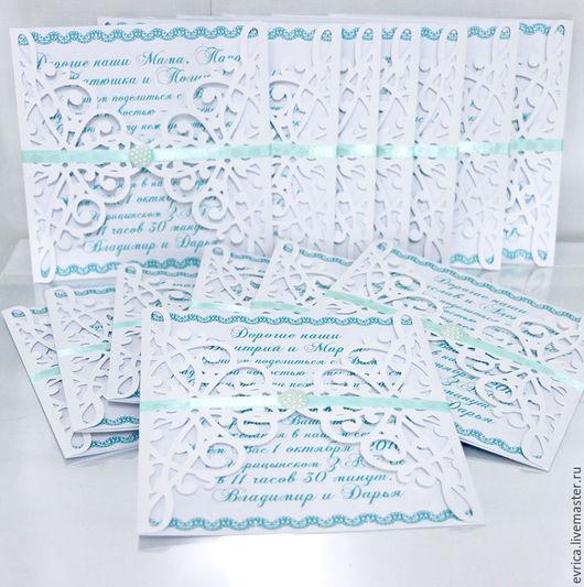 приглашения на свадьбу, приглашение, свадьба плоттерная резка, ажурная