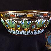 Для дома и интерьера handmade. Livemaster - original item Bowl