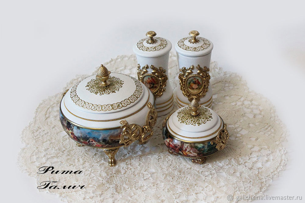 Sugar bowl ' Amoig', Utensils, Volgograd,  Фото №1