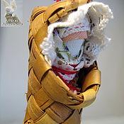 Куклы и игрушки ручной работы. Ярмарка Мастеров - ручная работа Приглашение дитя  в дом. Handmade.