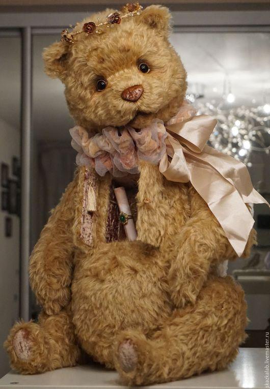 Мишки Тедди ручной работы. Ярмарка Мастеров - ручная работа. Купить Girl's secret. Handmade. Мишка тедди, макарова виктория