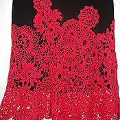 """Одежда ручной работы. Ярмарка Мастеров - ручная работа юбка  """"Кармен"""". Handmade."""