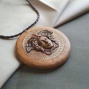 Украшения handmade. Livemaster - original item Pendant: Wood pendants. Handmade.