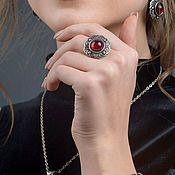 Украшения handmade. Livemaster - original item Ring Basanta. Handmade.
