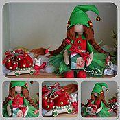 Куклы и игрушки ручной работы. Ярмарка Мастеров - ручная работа Мы прилетим с первым снегом... Handmade.