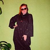 """Одежда ручной работы. Ярмарка Мастеров - ручная работа Платье """"Горький шоколад"""". Handmade."""