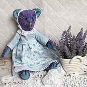Куклы и игрушки ручной работы. Ярмарка Мастеров - ручная работа Мишка тедди Марта. Handmade.