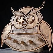 Для дома и интерьера handmade. Livemaster - original item The Housekeeper Owl. Handmade.