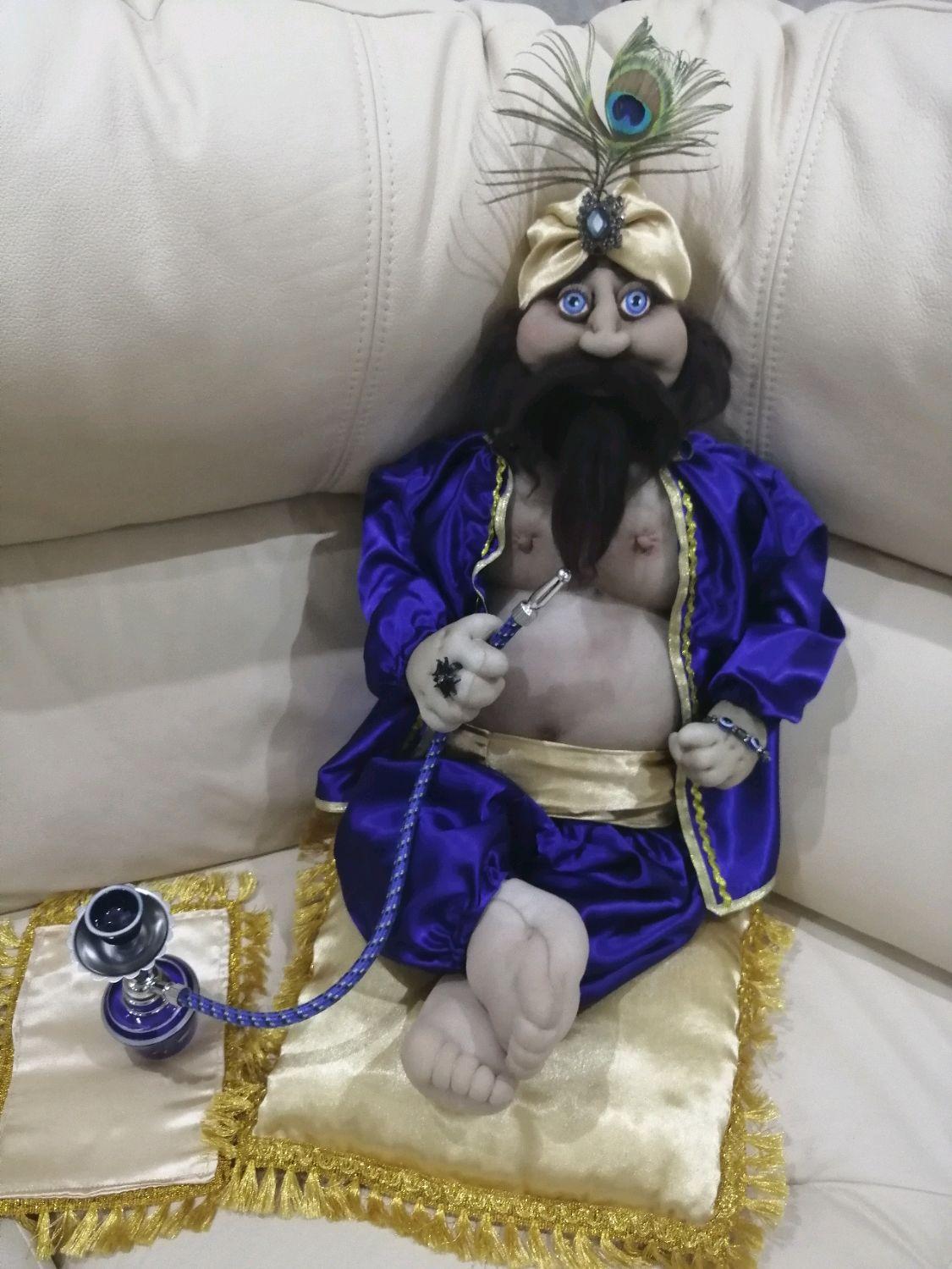 Кукла Султан, Портретная кукла, Калуга,  Фото №1