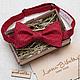 Бабочка с фиксированным бантом продается в деревянной подарочной коробке с логотипом Бабочка женская/мужская 1400р Бабочка детская 1200р