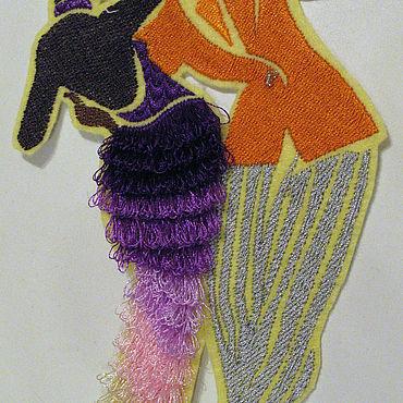 Materials for creativity handmade. Livemaster - original item Bulk tango embroidery,machine embroidery design. Handmade.