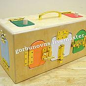 Куклы и игрушки handmade. Livemaster - original item Educational Toy